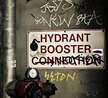 Hydrant Booster by Matthew Stewart