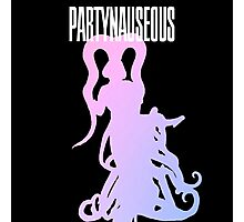 PARTYNAUSEOUS Photographic Print