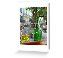 Perrier Greeting Card