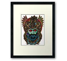 mastodon Framed Print