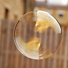Wheaty Soap Bubble by Richard Heeks
