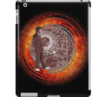 Wibbly Wobbly - Brown iPad Case/Skin