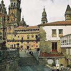 Santiago de Compostella (best in large) by julie08