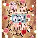 All you need is love by mikath
