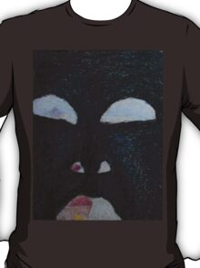 You're Standing In My Eye - Looking Out My Head T-Shirt