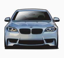 2011 BMW 5 Series by OldDawg