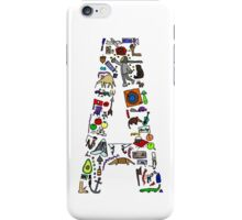 BS ABC's: A iPhone Case/Skin