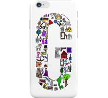 BS ABC's: G iPhone Case/Skin