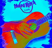 Hard Rock Cafe by SNAPPYDAVE