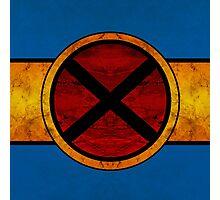 Cyclops Logo Photographic Print