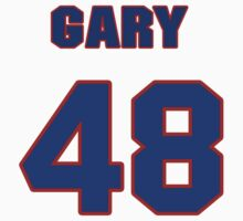 National baseball player Gary Eave jersey 48 by imsport