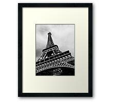 Epitome of Paris Framed Print