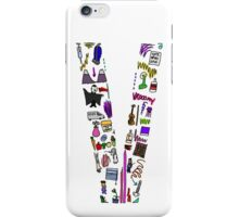 BS ABC's: V iPhone Case/Skin