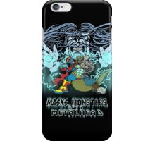The Three-Headed Monster iPhone Case/Skin