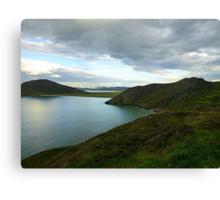 The Fanad Peninsula.................................Ireland Canvas Print