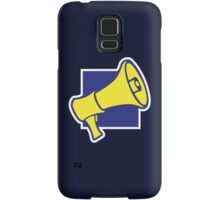 Official Mouthpiece Designs Logo Samsung Galaxy Case/Skin