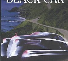 MAN IN A BLACK CAR by Gary  Crandall
