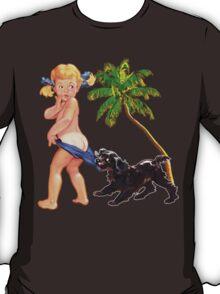 Coppertone Girl T-Shirt