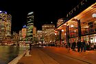 Circular Quay at Night I by andreisky