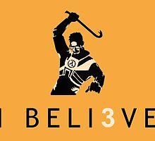 I BELIEVE - Half-Life 3 by Gabriel Vieira