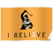 I BELIEVE - Half-Life 3 Poster