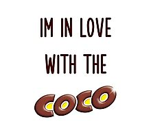 I'm in love with the Coco - O.T. Genasis Photographic Print