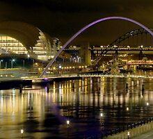 Night Bridges by b8wsa
