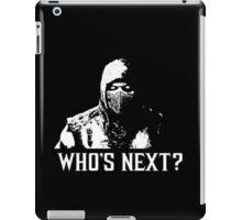 Micrsoftpaint Scorpion iPad Case/Skin