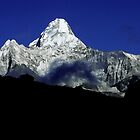 Ama Dablam by Richard Heyes