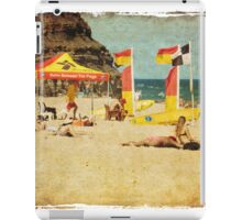 Relaxed Spring Vibe iPad Case/Skin