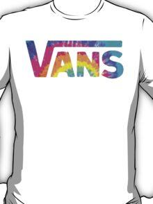 Rainbow Vans T-Shirt