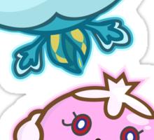 Jellicent Sticker