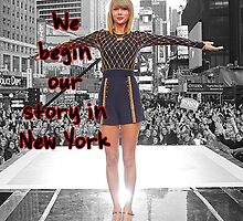 We Begin Our Story in New York by HannahJill12