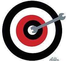 Neers' Bullseye Symbol by rillen