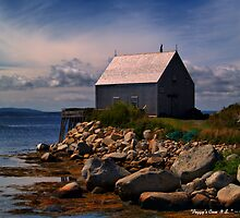 Peggy's Cove, Nova Scotia by kenmo