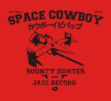 Space Cowboy by Ironic