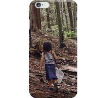 With the Eyes of a Child iPhone Case/Skin