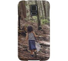 With the Eyes of a Child Samsung Galaxy Case/Skin