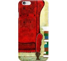 Stories from the big chair iPhone Case/Skin