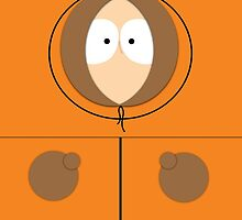 Kenny McCormick by cartoonqueen