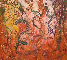 The Fire Reverie by Nina Pap de Pesteny