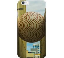 The Adelaide's Big Ball between Walls iPhone Case/Skin