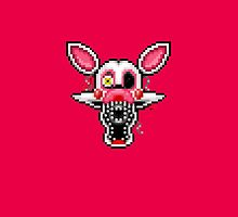 Five Nights at Freddy's 2 - Pixel art - Mangle by GEEKsomniac