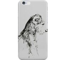 K. F. Barker's Just Dogs iPhone Case/Skin