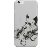 K. F. Barker's Just Dogs 3 iPhone Case/Skin