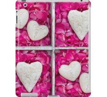 Hearts and Petal iPad Case/Skin