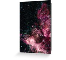 Into The Galaxy (The Dream) Greeting Card