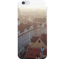 Prague Rooftops iPhone Case/Skin