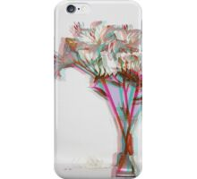 3D lilys iPhone Case/Skin