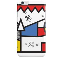 shoebox pattern 1 iPhone Case/Skin